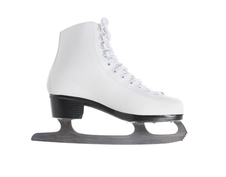 image of figure skate photo