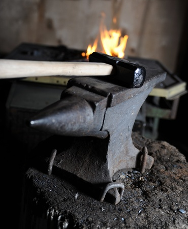 Blacksmith Stock Photo - 11152080