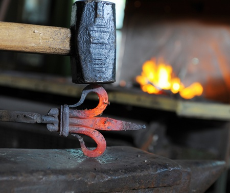 blacksmith shop: Blacksmith
