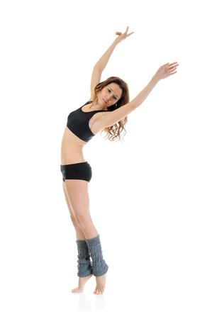 Fitness Girl. photo