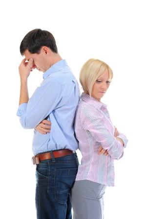 quarrel men and women
