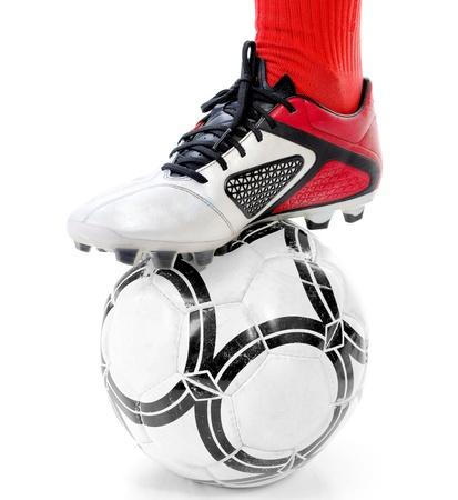 soccer boots: Soccer Ball, football