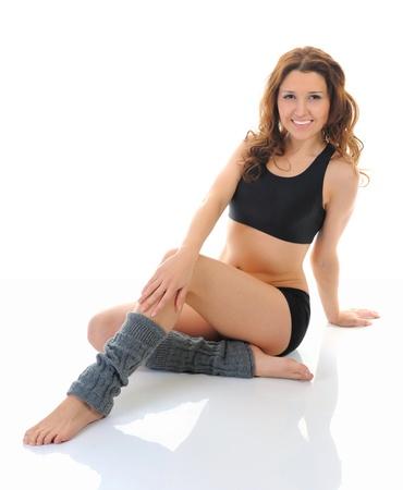 Fitness Girl Stock Photo - 13587867