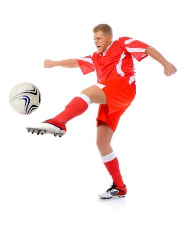 soccer player: Footballer player