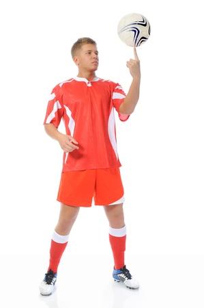 Futbolista jugador