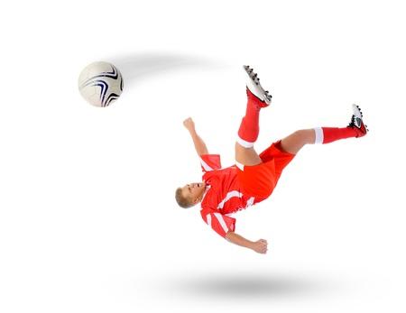 Footballer player