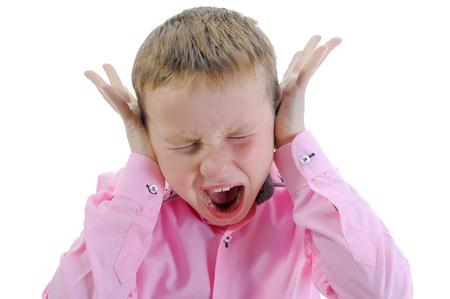 crying boy: llorando ni�o Foto de archivo