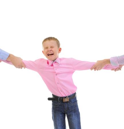 Parents share child  photo