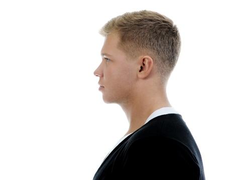 Ritratto di un bel giovane