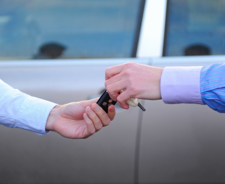 keys to the car photo