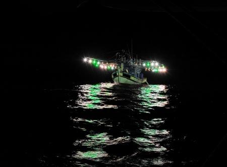 shrimp boat: Fishing boat