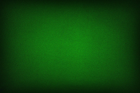 cartas de poker: Mesa de p�quer sent�a fondo en color verde Foto de archivo