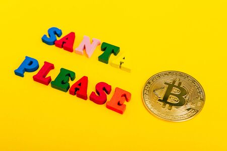 santa claus i need money this christmas. santa please i need bitcoin