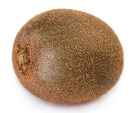 fresh kiwi isolated on white background Reklamní fotografie
