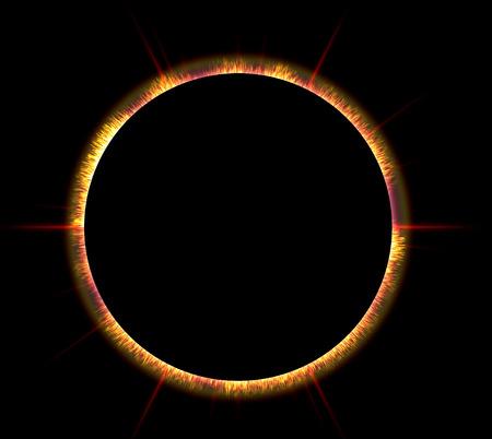 solar eclipse Stock Photo - 1430957