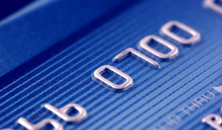Credit card-financial background Stock Photo - 1621853