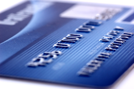 Credit card-financial background Stock Photo - 1728148