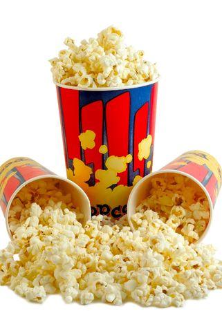 concession: popcorn