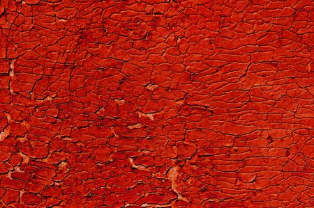 cracky: Old dense cracky paint. Texture or background.  Stock Photo