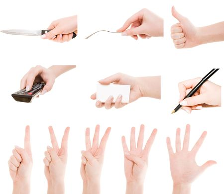 Hands photo