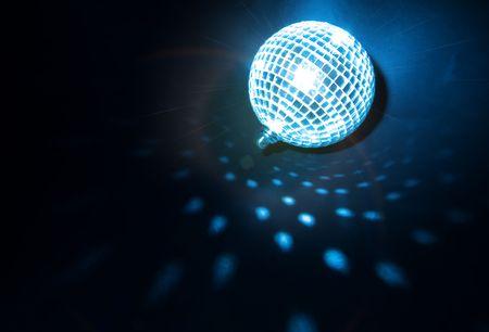 disco ball background close up Stock Photo - 3910730