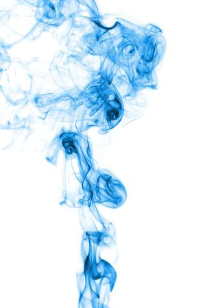 notional: Blue Smoke on white