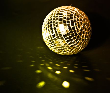 disco ball background close up Stock Photo - 5196615