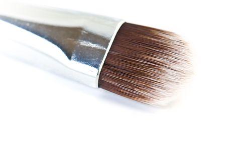 Professional make up brushes  photo