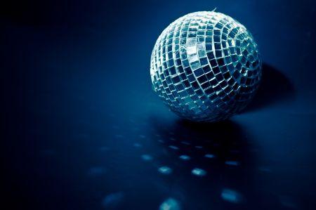 disco ball background close up Stock Photo - 5686879
