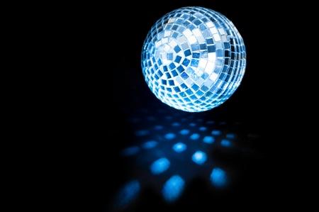 disco ball background close up photo