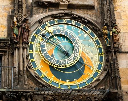 cronologia: Reloj astronómico Praga República Checa