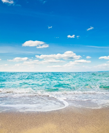 beach and tropical sea Stock Photo - 10844700