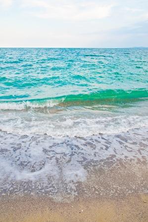 beach and tropical sea Stock Photo - 11491398