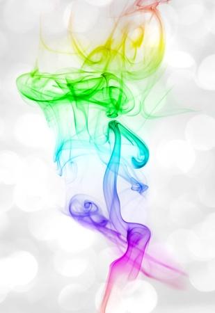 notional: Colorful Rainbow Smoke