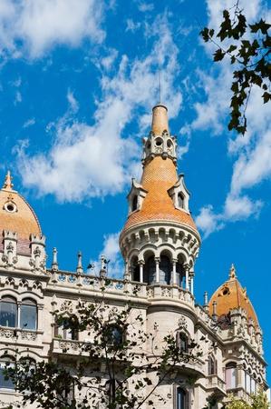 Cases Antoni Rocamora by Josep Bassegoda i Amig  1914-1917