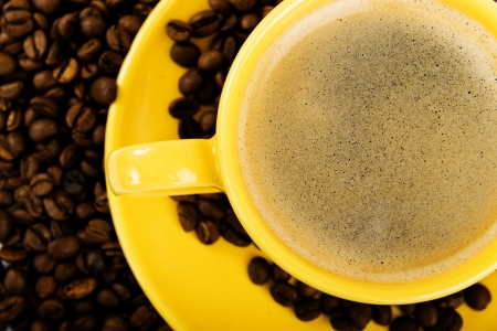 coffee cup Stock Photo - 18073200