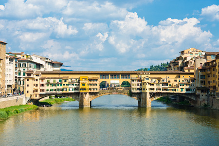 Ponte Vecchio, Florence, Italy  photo