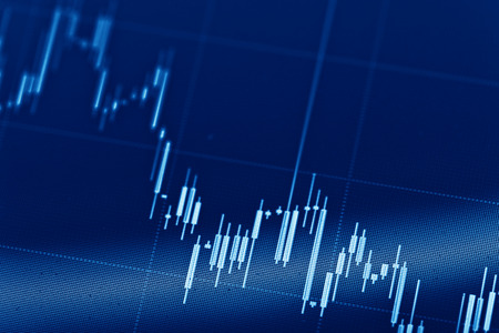 trading floor: Company share price information