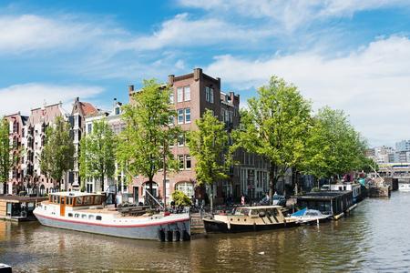 01: AMSTERDAM, NETHERLANDS - JUNE 01, 2015: