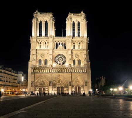 cite: Notre Dame de Paris Cathedral.Paris. France