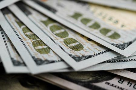 earn money:  One Hundred Dollar Banknotes.