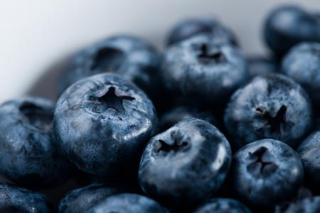 Fresh blueberry. Texture blueberry berries