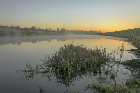 mecha: Down on the river Krasivaya Mecha,Russia