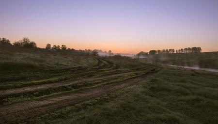 Sunrise,Russia