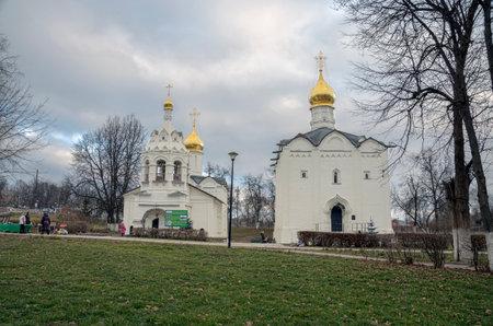 lavra: Church near Trinity Lavra of St. Sergius