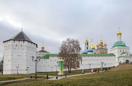 lavra: Trinity Lavra of St. Sergius