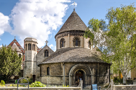 church of the holy sepulchre: The Round Church of Holy Sepulchre Cambridge