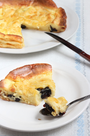 Far Breton - Prune Flan, France
