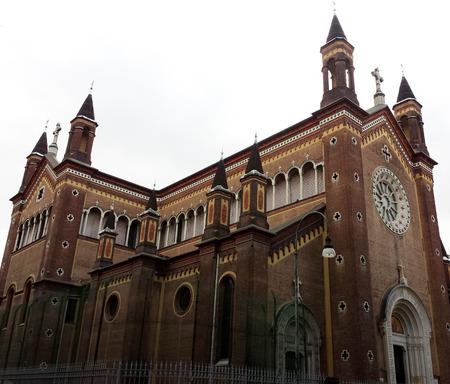 Church of St. Secondo The Martyr, Turin, Italy