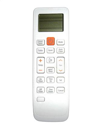 electric fixture: Telecomando Aria condizionata, isolato